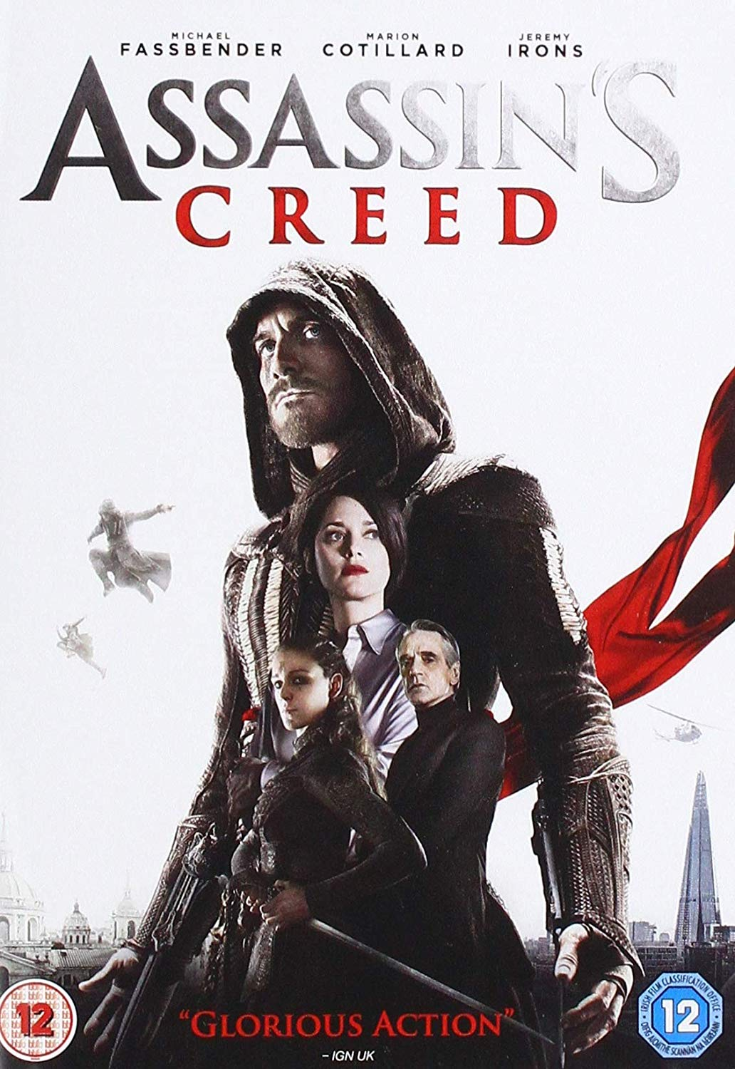Assassin S Creed Dvd Ebay